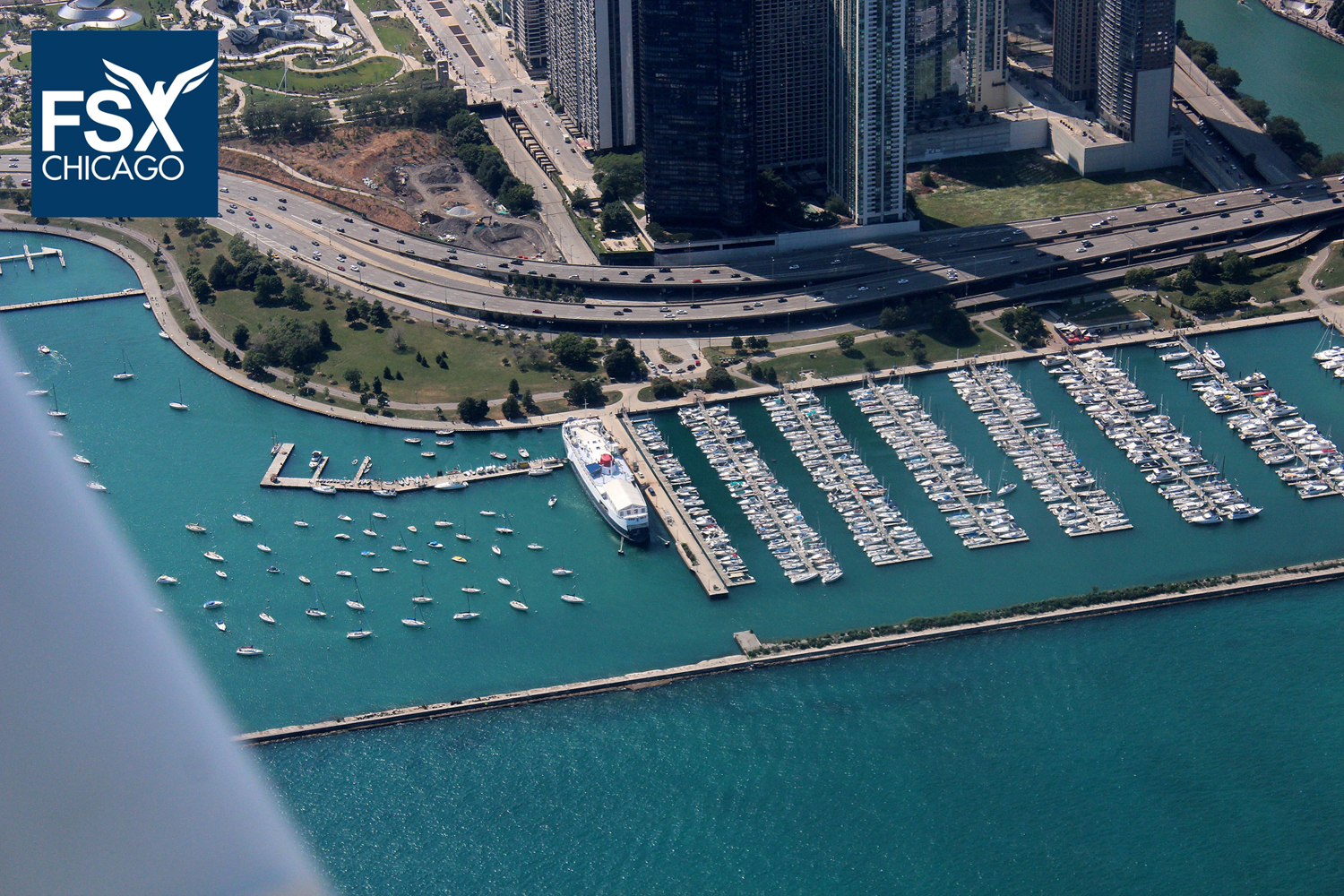City of Chicago - Aerial Photography - Call 708-299-8246
