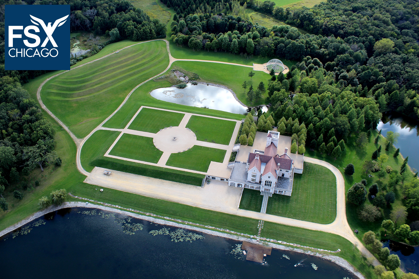 Real Estate - Aerial Photography - Call 708-299-8246